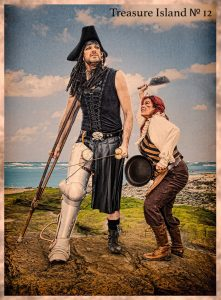 Long John Silver and Meg Trueblood1