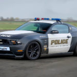 V8 GT Mustang Police Car Driving Experience – Up To 9 Laps!
